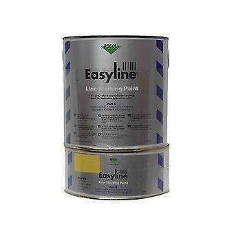 ROCOL EASYLINE® Marking Paint Yellow 2 litre