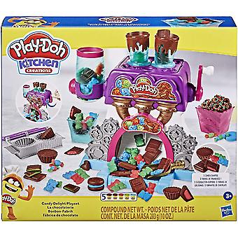 Play-Doh Küche Kreationen Candy Delight Playset