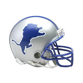 Riddell VSR4 Mini Football Helmet - Detroit Lions 1893-2002