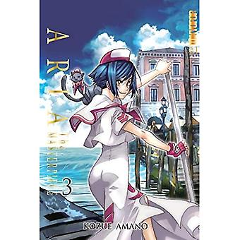 Aria: The Masterpiece (Volume 3)