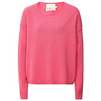 Absolut Cashmere Louise Cashmere Buttoned Back Jumper