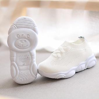 Kids Antislip Soft Bottom Sneaker Casual Flat Sneakers Shoe Sports Shoes