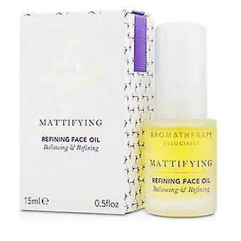 Mattifying Refining Face Oil 15ml or 0.5oz