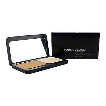 Youngblood tryckte mineralfoundation - kola 8g / 0.28 oz