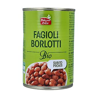 Ready-made borlotti beans 400 g