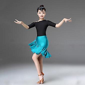 Kinder Kleider Latin Ballroom Dance