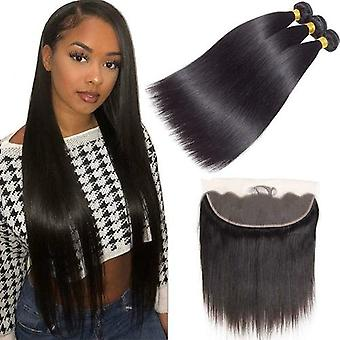 10a Grade, Brazilian Human Hair Extension-straight