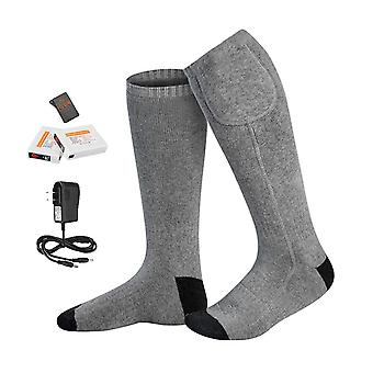 Outdoor Skiing & Cycling Sport Electric Heated Socks
