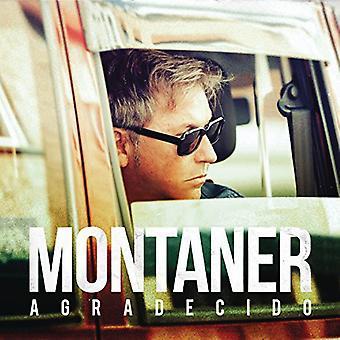 Ricardo Montaner - Agradecido [CD] USA import