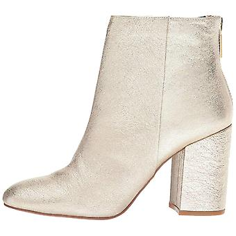 Kenneth Cole New York Womens Caylee Leather Almond Toe Ankle Fashion Boots