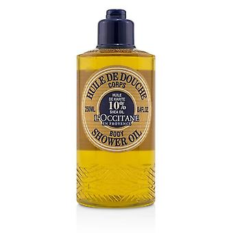 L'Occitane Shea Oil 10% kropp dusch olja 250ml/8,4 oz
