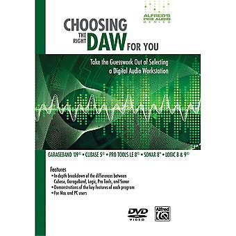 Choosing the Right DAW for You -