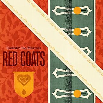 De Marrais,Caithlin - Red Coats [Vinyl] USA import