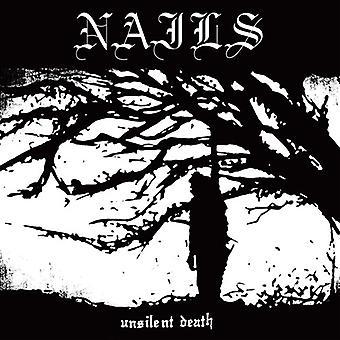 Nails - Unsilent Death [Vinyl] USA import