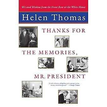 Thanks for the Memories, Mr Preside