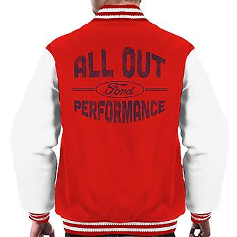 Ford All Out Performance Men's Varsity Jacket