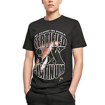 Merchcode Shirt - 2PAC Me Against the World