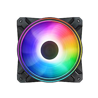 Deepcool 120Mm Cf120 Plus Rgb 1800Rpm Fan 3 Pack
