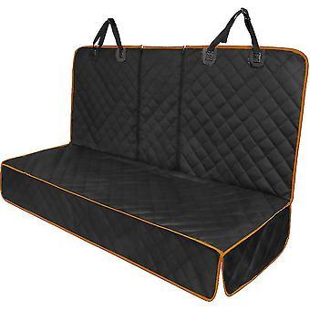 Cobertura do assento do carro de cachorro, cobertura 100% impermeável para assentos de estimação impermeáveis, para caminhões de carros e amp; Suvs