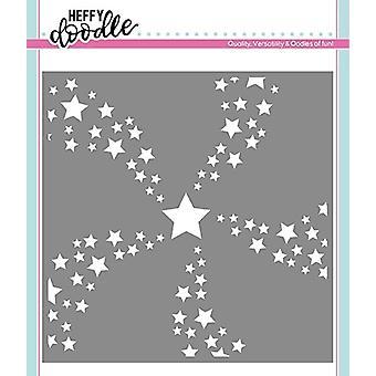 Heffy Doodle Star Tourbillon Pochoir