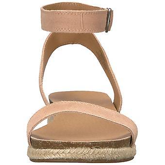 Suerte marca Garston alpargata cuña sandalia