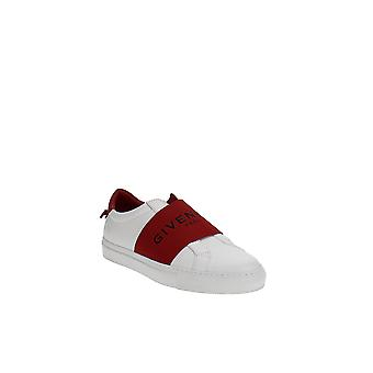 Givenchy | Urban Street Logo Strap Leather Sneakers