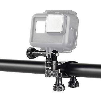 Wokex Aluminium Fahrradlenker Kompatibel mit Gopro Hero 9 8 7 und Anderen Action-Kameras,