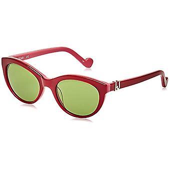 Liu Jo Lj3600S 628 49 Sunglasses, Red (Strawberry), Woman