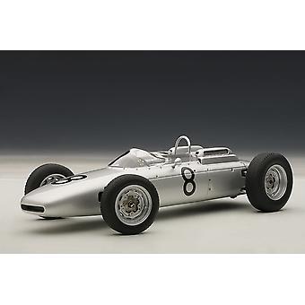 Porsche 804 F1 (Jo Bonnier - German GP 1962) Diecast Model Car