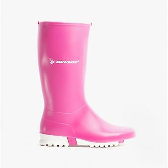 Dunlop Sport Junior-dames Wellington Boots Roze