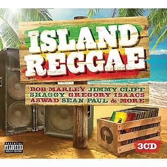 Island Reggae CD