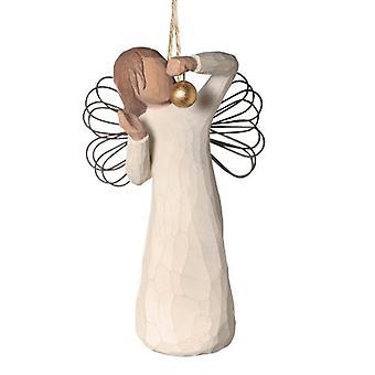 Angel of Wonder (Willow Tree) Hanging Ornament