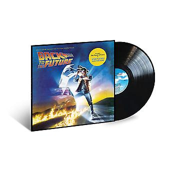 Various - Music from the Motion Picture Soundtrack-Back To The Future Vinyl