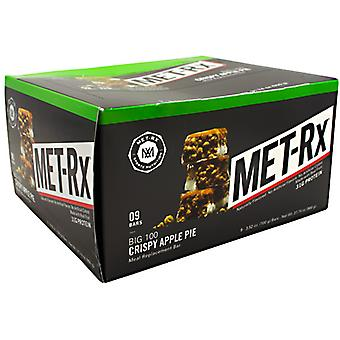 Met-Rx Big 100 Colossal, Apple Pie 9 Pack