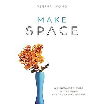 جعل الفضاء دليل الحد الأدنى للخير والاستثنائية من قبل ريجينا وونغ