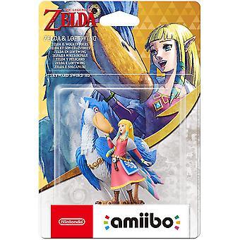 Zelda &Loftwing Amiibo pour Nintendo Switch