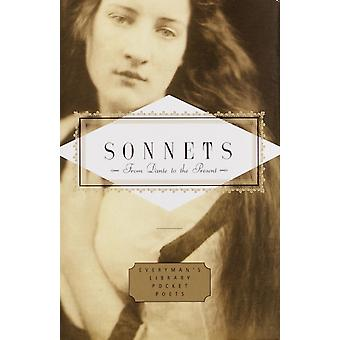 Sonnets  From Dante to the Present by Edited by John Hollander