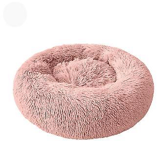 Lemmikki koiran sänky kissa pestävä kannettava pyöreä hengittävä lepotuoli vuodesohva kissalle