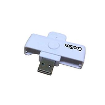 Elektronisk ID-leser CoolBox COO-CRU-SC01