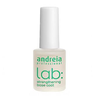 Nagellack Lab Andreia Strenghtening Base Soat (10,5 ml)