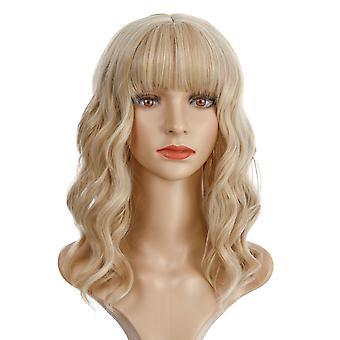 Brand Mall Peruci, Peruci dantela, Realiste Fluffy Păr lung Curly Hair Personalizate Peruci