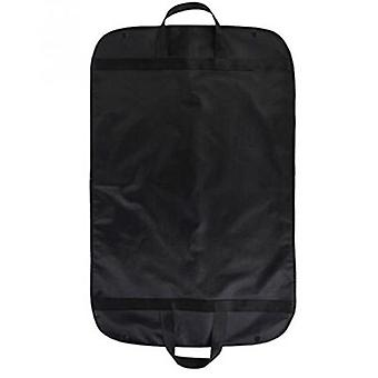 2pcs Clothing Dust Cover Non-woven Clothing Cover Household Moisture-proof Suit Bag