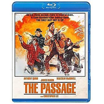 Passage [Blu-ray] USA import
