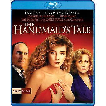 The Handmaid es Tale [Blu-Ray] USA import