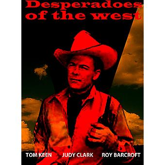 Desperadoes of the West [DVD] USA import