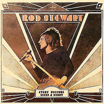 Rod Stewart - Every Picture Tells [Vinyl] USA import