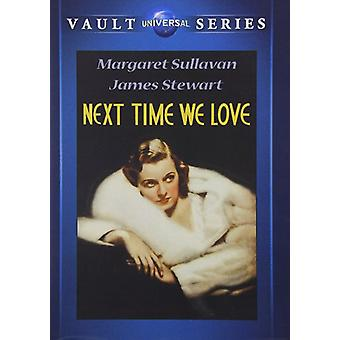 Next Time We Love [DVD] USA import