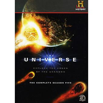 Universe - The Universe: The Complete Season Five [2 Discs] [DVD] USA import