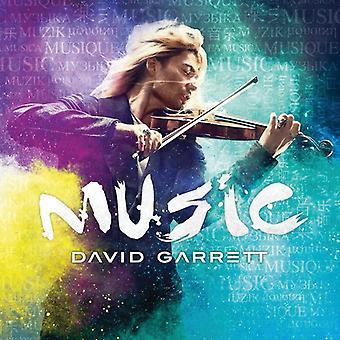 David Garrett - Music [CD] USA import