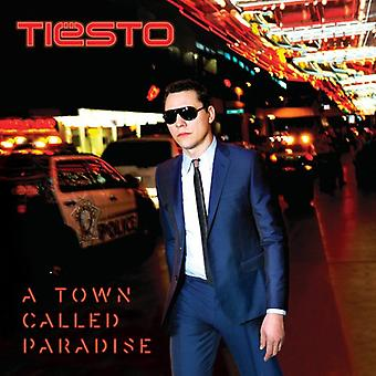 Tiesto - A Town Called Paradise [CD] USA import